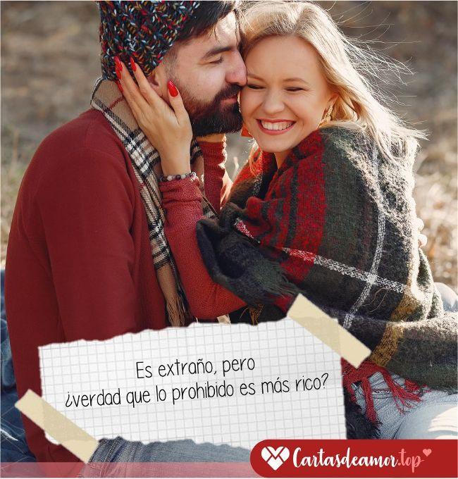 Frases de amor prohibido
